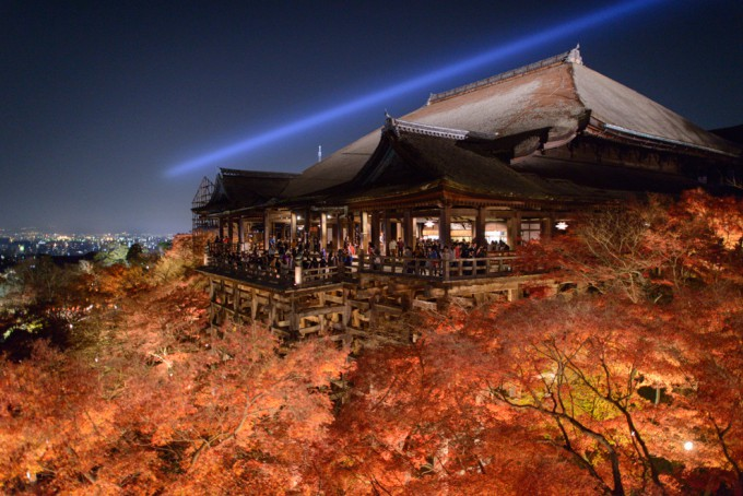 Kyoto has the reason being recognized as a symbolic city of Japan
