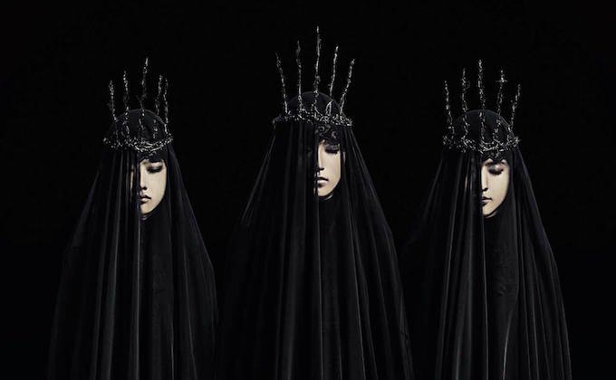 BABYMETAL play Karate pretty hard in a brand new song