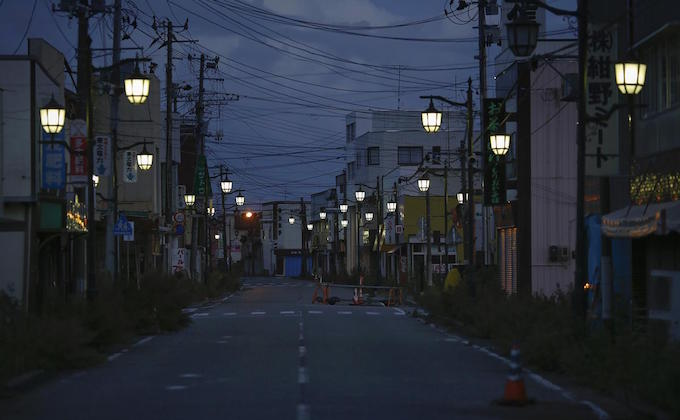 Looking back on Fukushima with 3 revival and 11 ruin photos_1