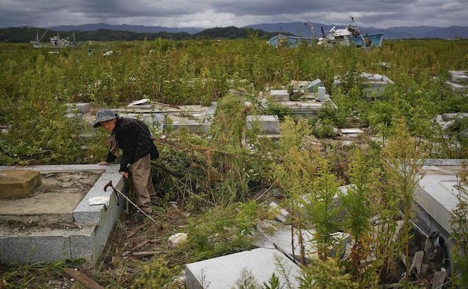 Looking back on Fukushima with 3 revival and 11 ruin photos_5