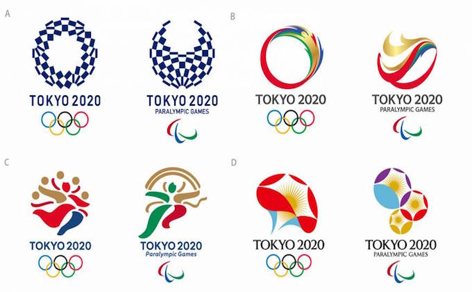 Tokyo unveiled final 4 candidates for Tokyo 2020 Olympics logo