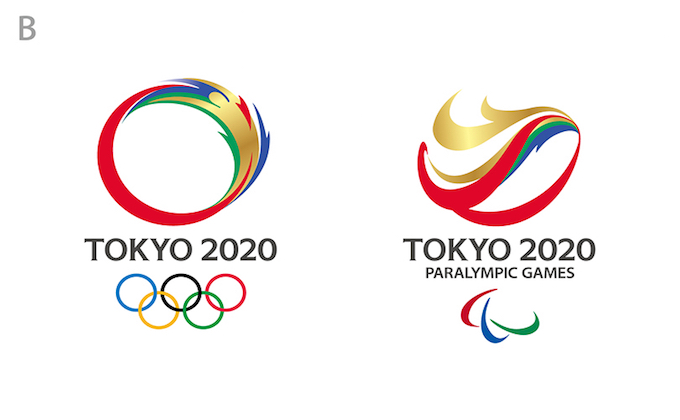 Tokyo unveiled final 4 candidates for Tokyo 2020 Olympics logo_2