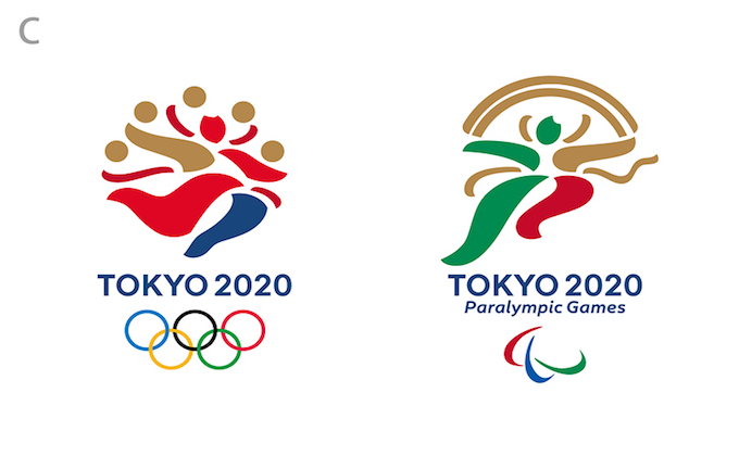 Tokyo unveiled final 4 candidates for Tokyo 2020 Olympics logo_3