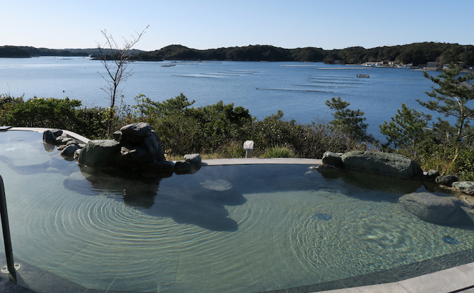 The island of G7 Summit, Kashikojima, hides awesome hot springs_1