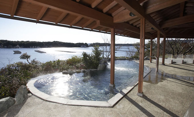 The island of G7 Summit, Kashikojima, hides awesome hot springs_2
