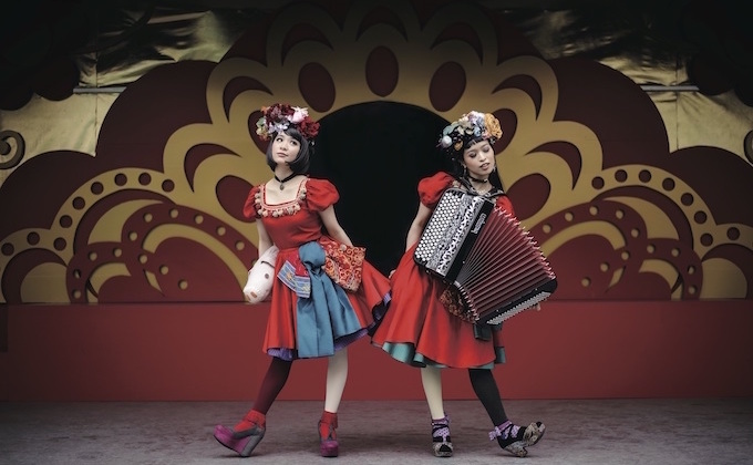 Two Japanese sisters, CHARAN-PO-RANTAN, set new music genre_1
