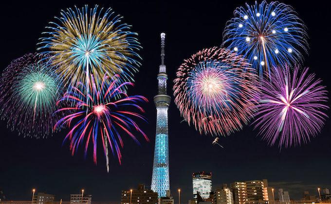 Smart tip for Sumida River Fireworks Festival