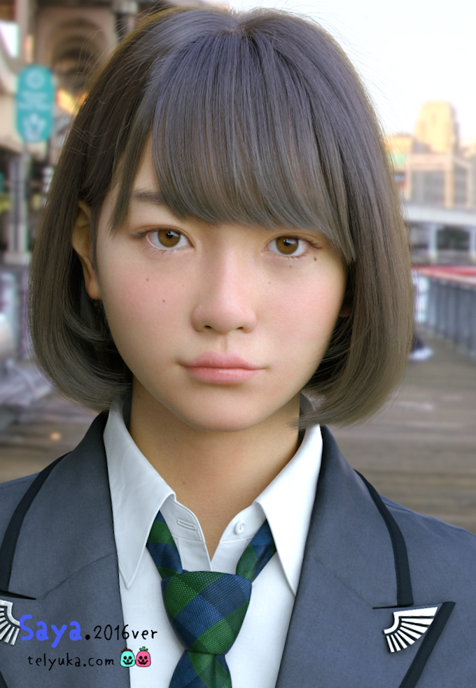 japanese-pretty-girl-saya-asks-reality-with-3dcg_2